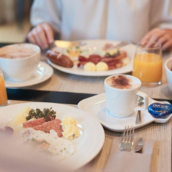 Dorint Garmisch-Partenkirchen- Frühstück
