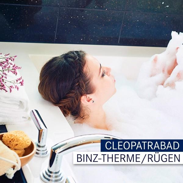 Cleopatra Milchbad - Körperbehandlung