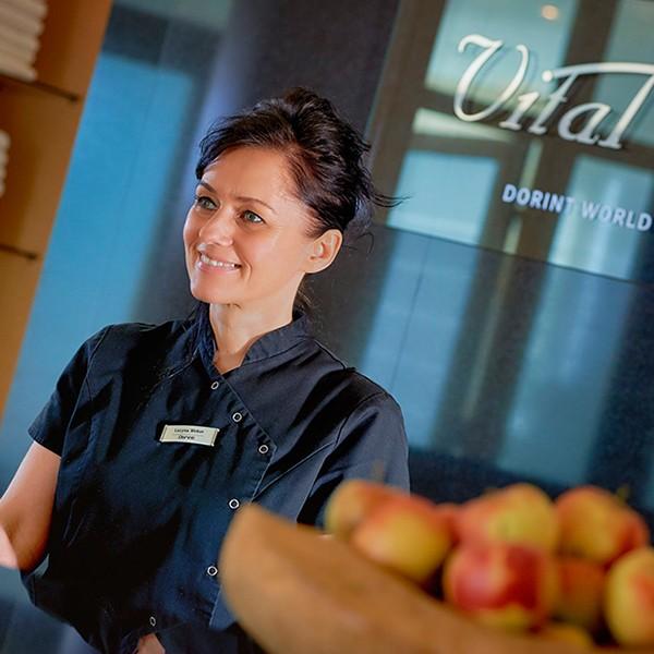 Wellness Mitgliedschaft - Vital Spa & Garden im Dorint Resort & Spa Bad Brückenau