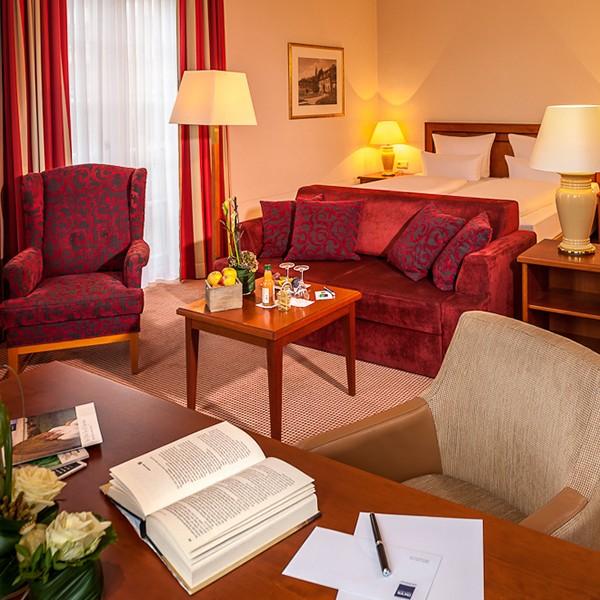 "Arrangement ""Suite Dreams"" - Dorint Resort & Spa Bad Brückenau"