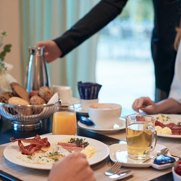 Dorint Meißen – Frühstücksbuffet