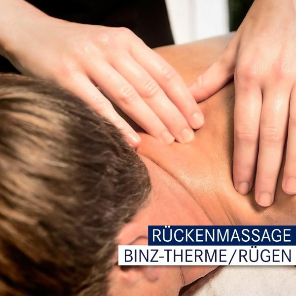 Nacken- & Rückenmassage