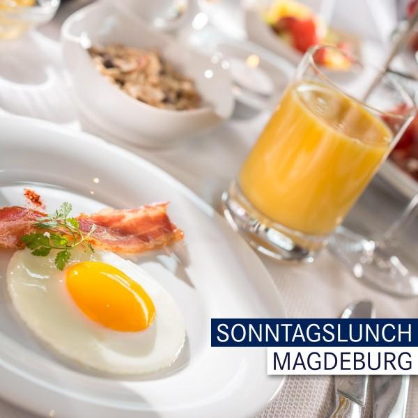 Dorint Magdeburg - Sonntagslunch