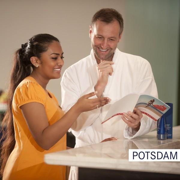 Dorint Potsdam - Tageskarte DaySpa