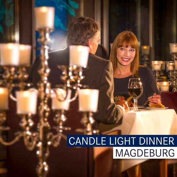 Dorint Magdeburg - Candle Light Dinner