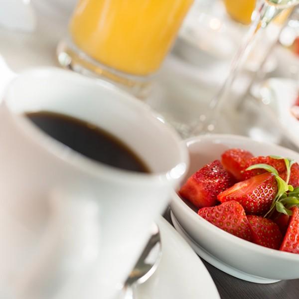 Frühstücksgutschein - Dorint Parkhotel Bad Neuenahr