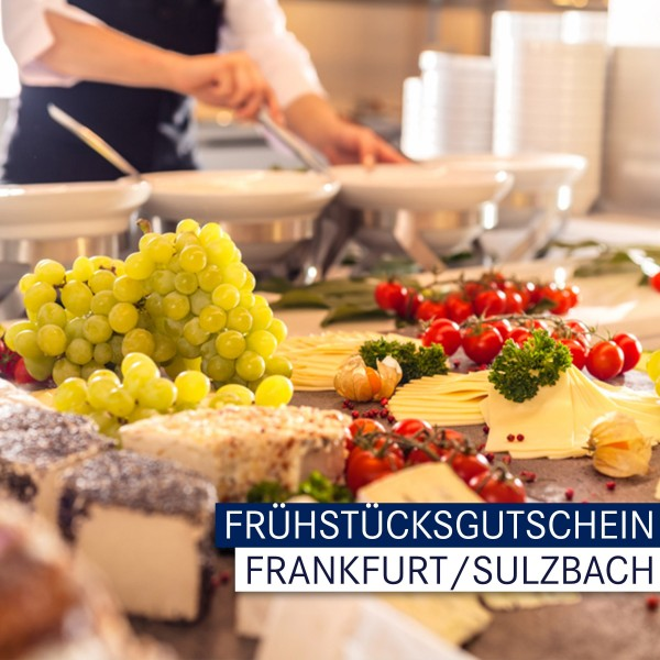 Dorint Frankfurt/Sulzbach - XXL Frühstück